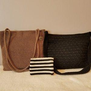 Bundle! The Sak Shoulder Bags & Coin Purse